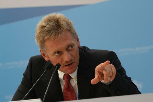 Песков указал на способ урегулирования кризиса на Украине