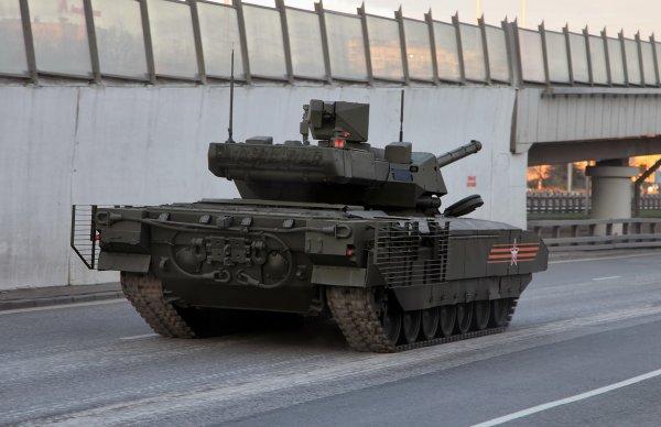 НАТО стоит беспокоиться: Военный эксперт оценил российский Т-14 Армата