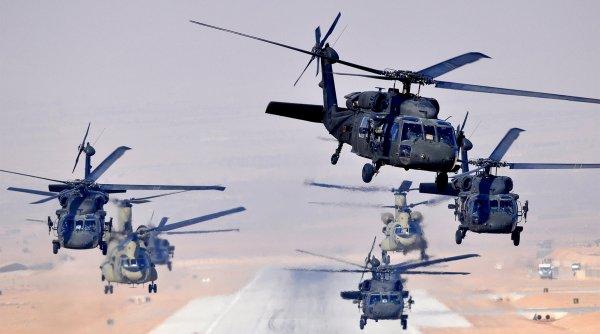 Пентагон: вертолеты РФ Ми-17 лучше американских Black Hawk