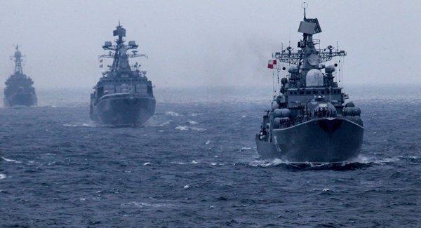 Минобороны опубликовало видео уничтожения Москитом условного противника в Японском море
