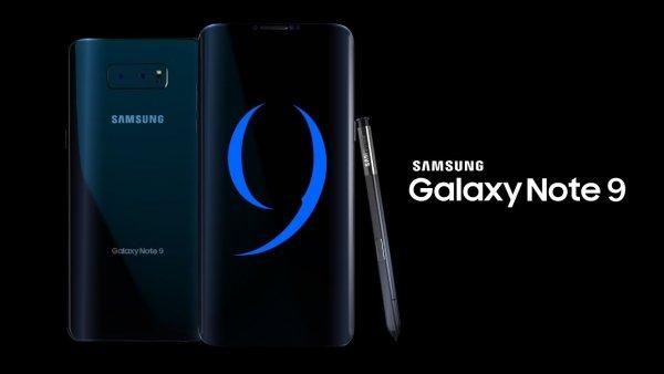 Смартфон Samsung Galaxy Note 9 получит рекордные 512 Гб встроенной памяти