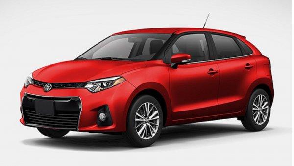 В сети рассекретили новый хэтчбек Toyota на базе Suzuki Baleno