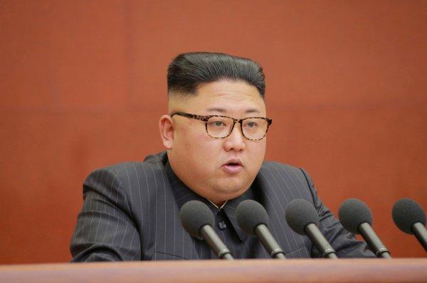 Ким Чен Ын с двухдневным визитом прибыл в Китай