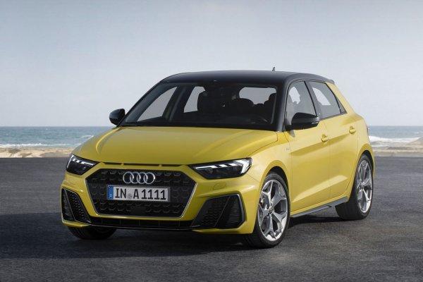 Официально представлен Audi A1 нового поколения