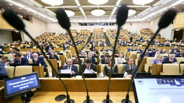 В Совфеде отказались приравнять зарплаты депутатов к средним по России
