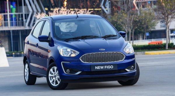 Обновленный Ford Figo получил новый двигатель