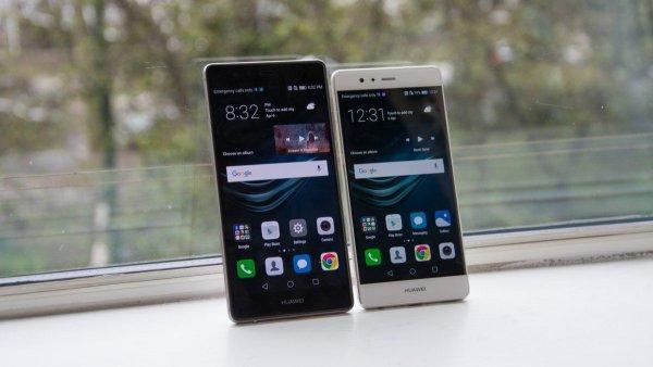 Huawei отказались обновлять смартфон P9 до Android Oreo