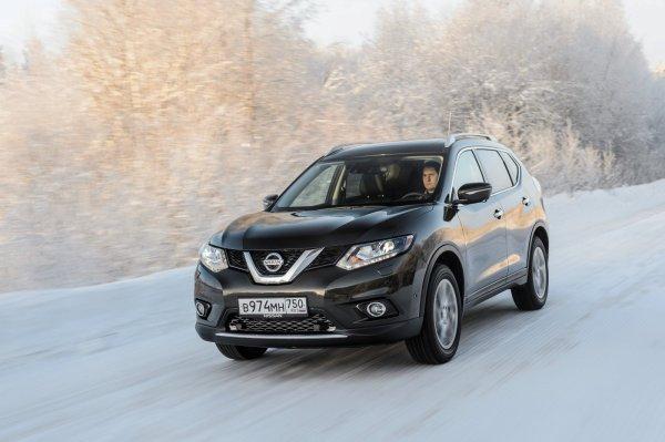 Nissan X-Trail и Qashqai получили мультимедийные системы от
