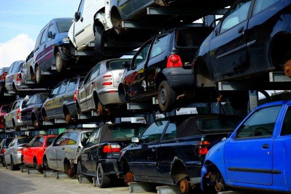 В Москве и области в 2018 году упали продажи подержанных машин