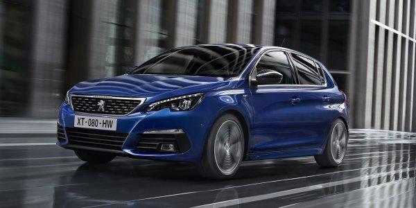 Модели Peugeot 308 и 508 уходят с российского авторынка