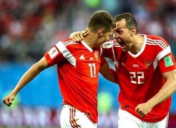 Россию назвали второй самой сильной командой на ЧМ-2018