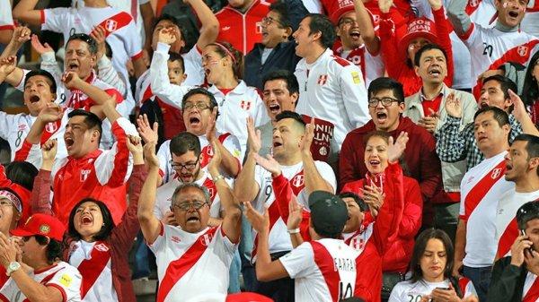 Екатеринбург поразил болельщиков из Франции и Перу