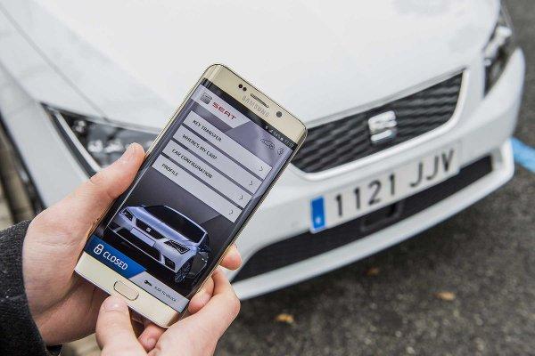 Ключи для автомобилей с 2019 года могут стать полностью цифровыми