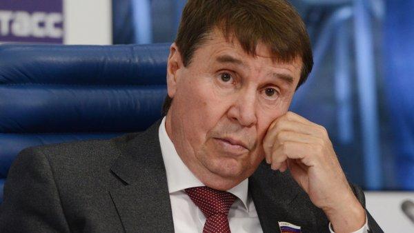 Российский сенатор высказался по поводу новых санкций от Украины адресованных РФ