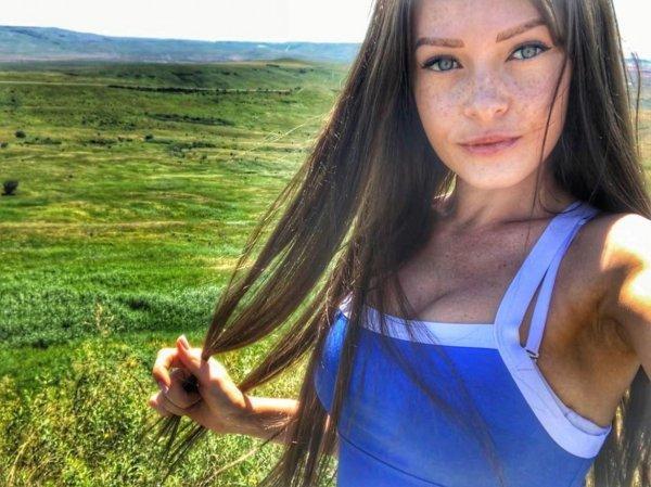 Ставропольчанка обнародовала пикантные фото в образе футболистки