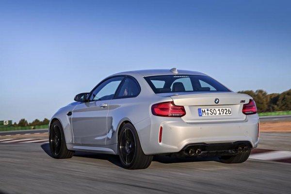 Озвучены рублевые цены на экстремальный BMW M2 Competition