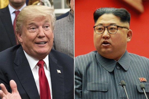 После встречи с Ким Чен Ыном Трамп продлил санкции против Северной Кореи