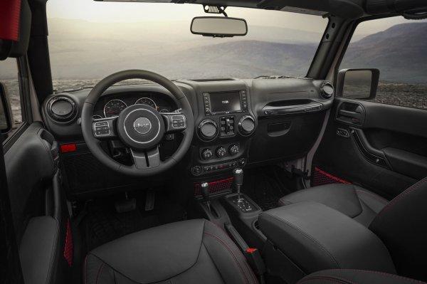 В России отзывают 14 внедорожников Jeep Wrangler