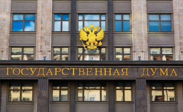 Госдума: Обвинения Украины в краже названия не обоснованы