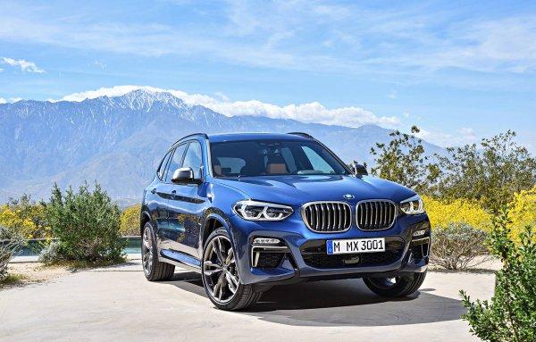 Обновленный BMW X3 в версии M40i появится к концу 2018 года