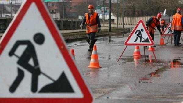 Трасса М-5 встала в пробке из-за ремонта дорог и ДТП