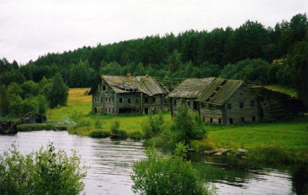 В Карелии популярный туристический объект находится в плачевном состоянии