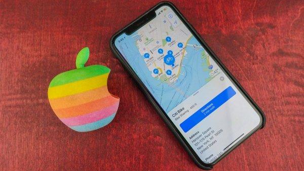 Назван ТОП?5 функций Google Maps и Waze, которых не хватает Apple Maps
