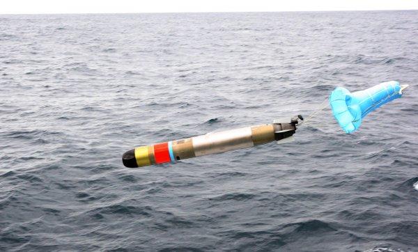 В России создадут гигантскую торпеду с ядерным подзарядом