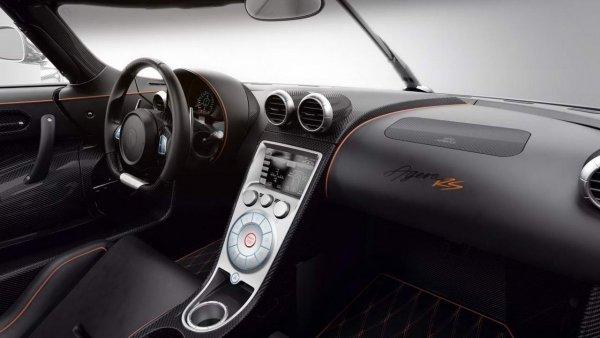 Koenigsegg опубликовал первый тизер преемника Agera RS