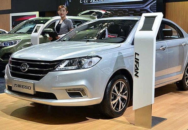Lifan «наводнит» Китай дешевыми электрокарами