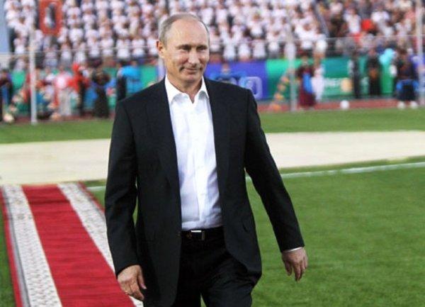 Путин призывает эффективно использовать стадионы, созданные к ЧМ-2018