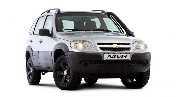 «GM-АвтоВАЗ» с 1 июля поднял цены на внедорожник Chevrolet Niva