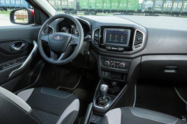 «АвтоВАЗ» отзывает в РФ 7 220 хэтчбеков LADA XRay из-за проблем с подвеской