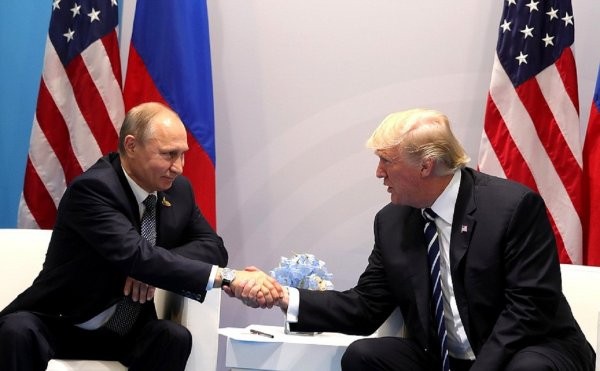 Обнародовано новое место встречи Трампа и Путина