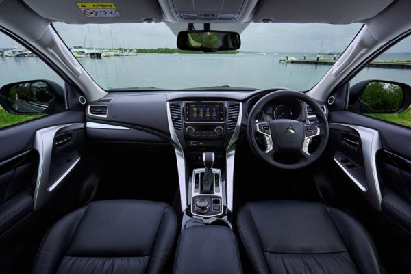 1 июля состоится презентация обновленного Mitsubishi Pajero