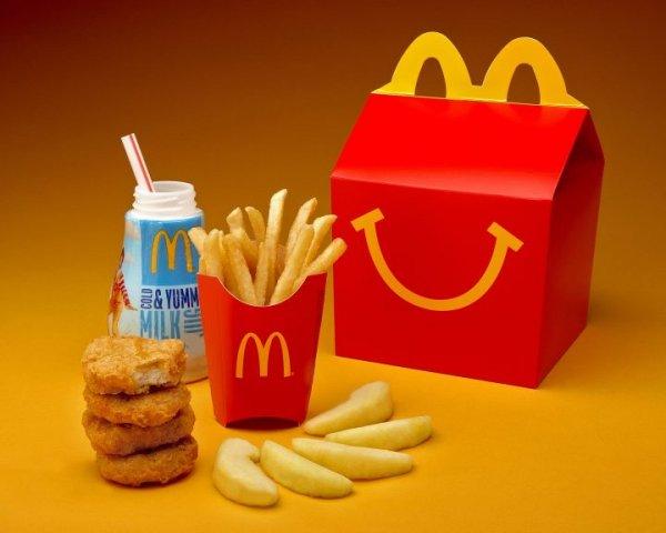 «Здоровая» жареная курица в британском McDonald`s оказалась обманом