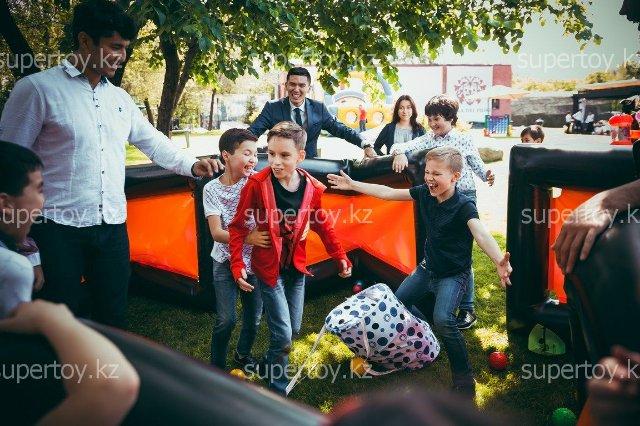 Организация и проведение детских праздников в Алматы