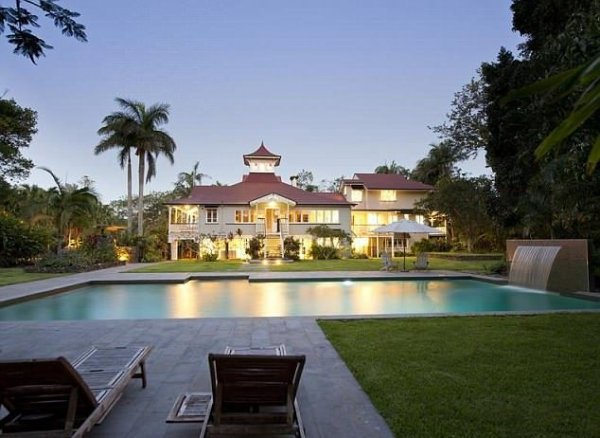 Домик для принцессы: Появились новые снимки роскошного дома принца Гарри и Меган Маркл в Австралии