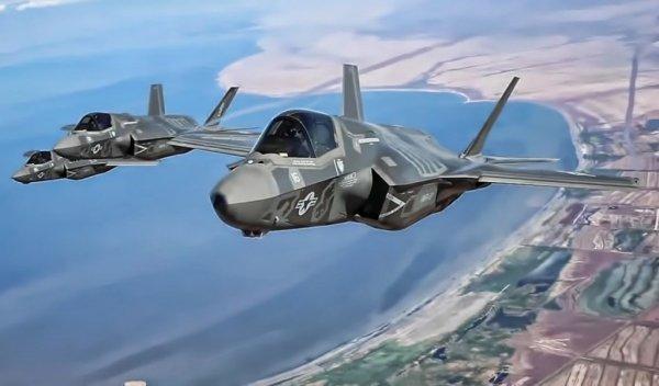 Италия отказывается от покупок истребителей США F-35