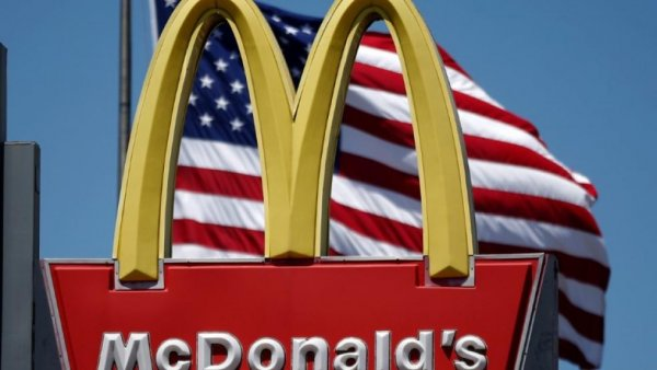 В американском McDonald`s более ста человек получили серьезное отравление