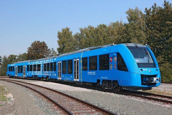 В Германии появятся первые водородные поезда