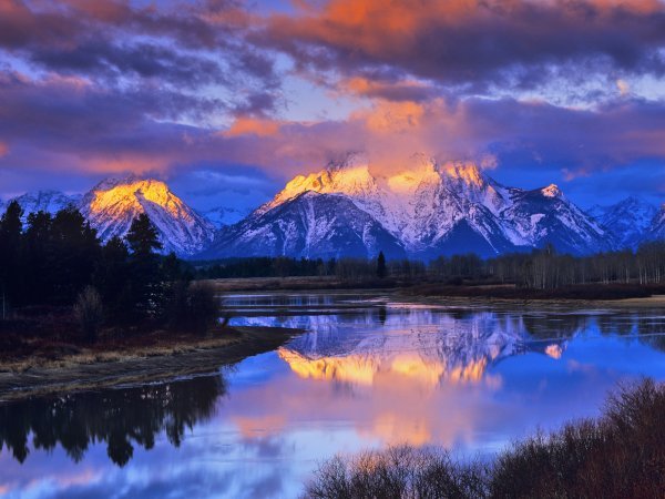 В США закрыли национальный парк из-за вулкана Йеллоустон