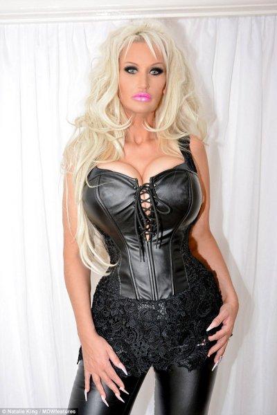 Поклонница Барби потратила семь тысяч фунтов стерлингов на перевоплощение