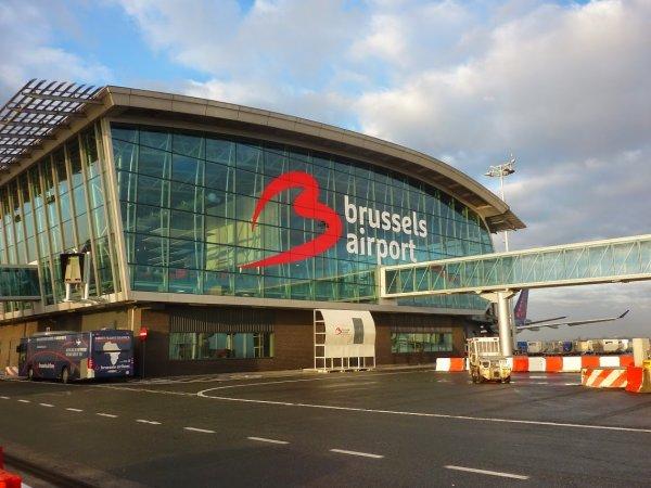 Из-за сбоя на время закрыли воздушное пространство Бельгии