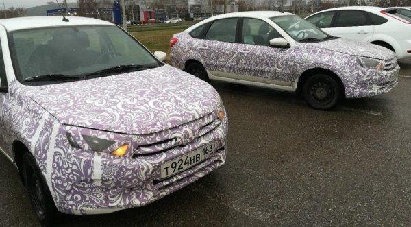 «АвтоВАЗ» будет снова оснащать модели LADA «безвтыковыми» моторами