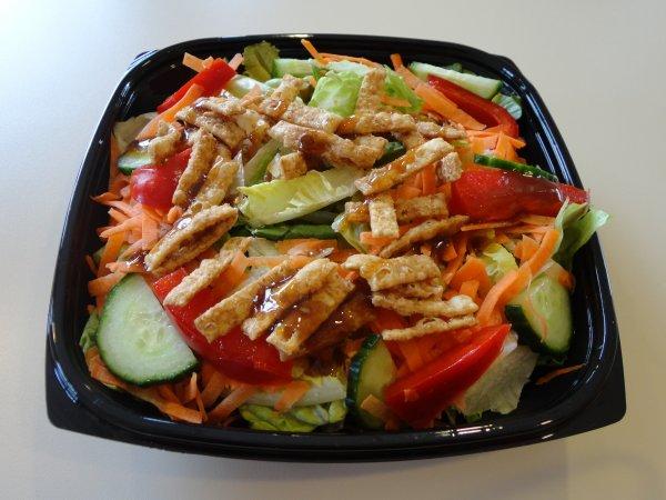 Взрывная диарея и рвота: Салат из McDonalds был заражением паразитом