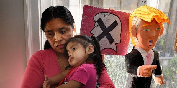 В США 6-летнюю беженку из Гватемалы несколько раз изнасиловали в приюте для иммигрантов