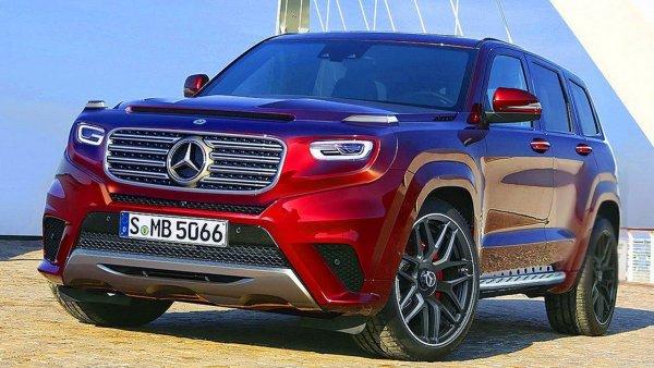 Немецкие разработчики трудятся над конкурентом Range Rover Sport
