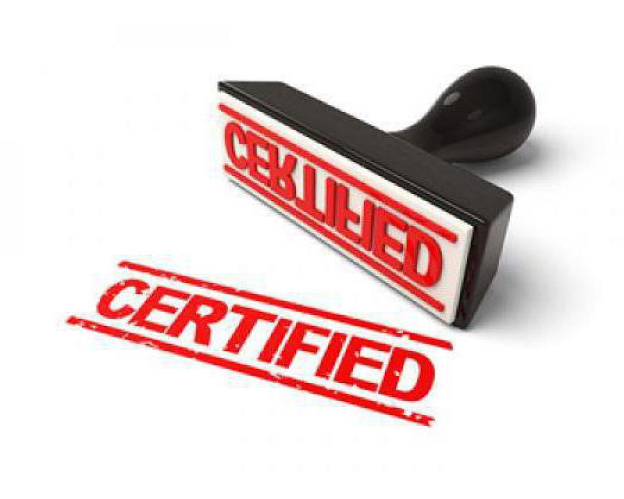 Сертификация любой продукции быстро, качественно, надежно