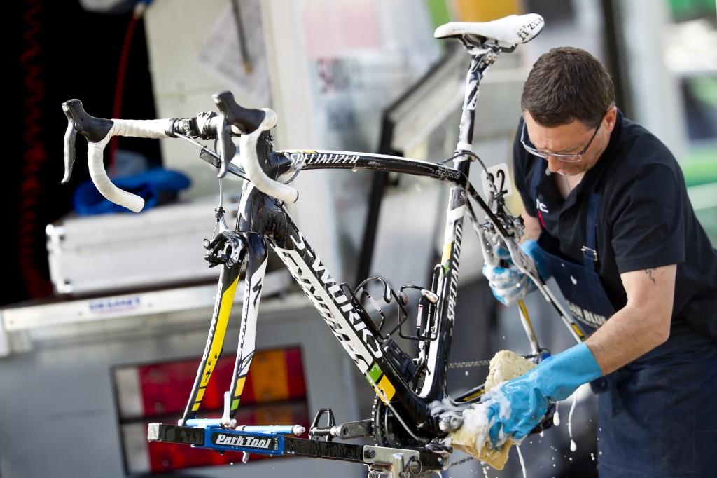 Починить велосипед легко и надёжно